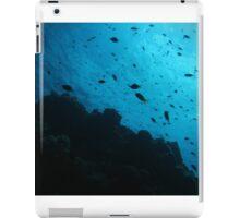 Life on the reef iPad Case/Skin