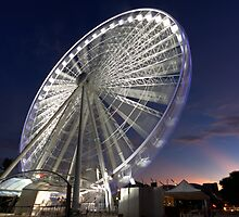 Eye of Brisbane by Soren Martensen
