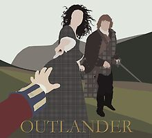 Outlander - The Series - Part II by Mivaldi