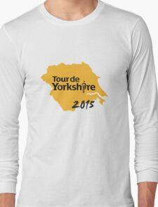 Tour de Yorkshire 2015 Long Sleeve T-Shirt
