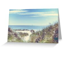Summer of 69 Greeting Card