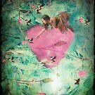 Hearts and Hummingbirds by Anne  McGinn