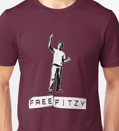 Free Fitzy Unisex T-Shirt