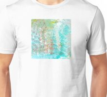 Land and Sea Abstract Unisex T-Shirt