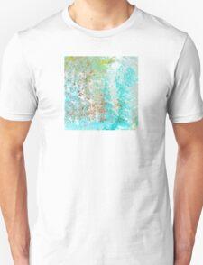 Land and Sea Abstract T-Shirt
