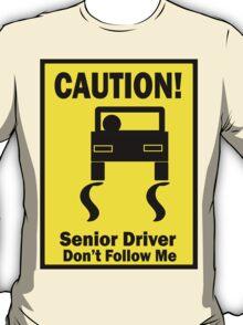 Senior Driver T-Shirt