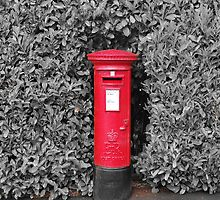 Postbox by funkybunch