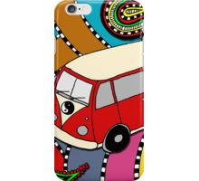 The Love Bus iPhone Case/Skin