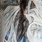 Mystical Figure by Carol Berliner