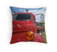 MACK B61 TRUCK Throw Pillow