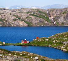 North Norway by Melinda Gaal