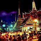 The extraordinary Wat Phra Keow, Bangkok by John Spies