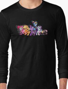 Cutiemark Vault Hunters Long Sleeve T-Shirt