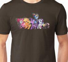 Cutiemark Vault Hunters Unisex T-Shirt