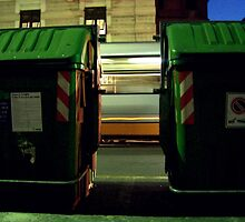 Trashcans by Alessandro Florelli