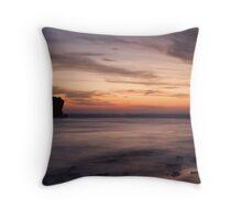 Fingal Beach Throw Pillow