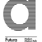 The Letter a Futura Type by sub88