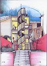 CITY LIVING by John Dicandia  ( JinnDoW )