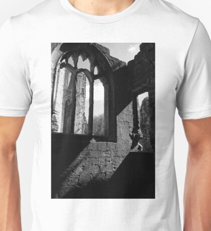 FOUNTAINS ABBEY AND STUDLEY ROYAL Unisex T-Shirt
