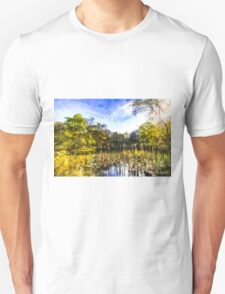 The Bulrush Pond Art T-Shirt
