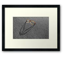 Favourite Sunnies Framed Print