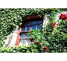 Irish Window Photographic Print