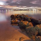 Swan River Rocks  by EOS20