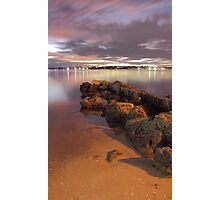 Swan River Rocks  Photographic Print