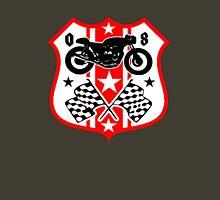 cafe racer motorbike vintage rocker bike Unisex T-Shirt