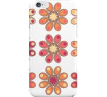 Apricot Foot Flowers iPhone Case/Skin