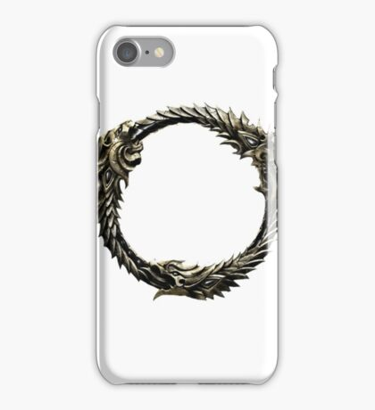 The Elder Scrolls: Online logo iPhone Case/Skin