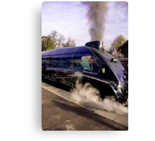 Sir Nigel Gresley Canvas Print