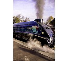 Sir Nigel Gresley Photographic Print