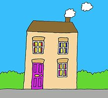Thank you for looking after our house. by KateTaylor