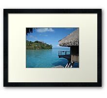 Bungalow Framed Print