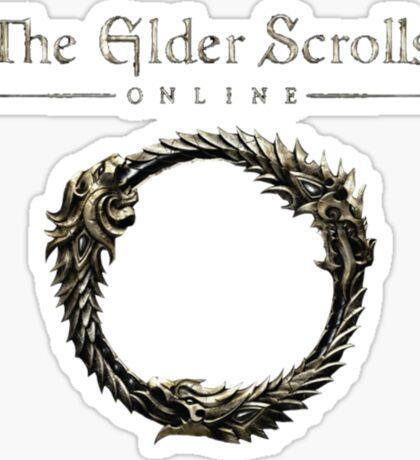 The Elder Scrolls: Online Sticker