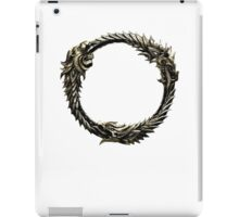 The Elder Scrolls: Online logo iPad Case/Skin