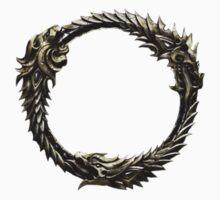 The Elder Scrolls: Online logo by Steven Hoag