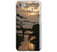 delta - boca iPhone Case/Skin