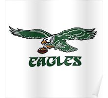philadelphia eagles logo 1 Poster
