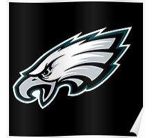philadelphia eagles logo 3 Poster