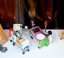 Emergency treatment for your sick iPod by Alexander Meysztowicz-Howen