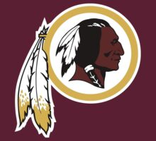 washington redskins logo by fearthefans