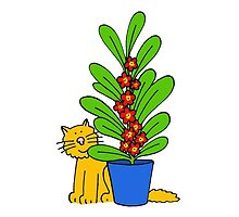 Thank you for looking after the plants. by KateTaylor