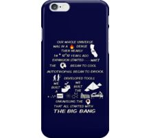 BIG BANG THEORY THEME SONG iPhone Case/Skin