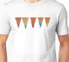 Bubbles and colour Unisex T-Shirt