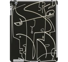 The black pearl earing           ( TB 27 ) iPad Case/Skin