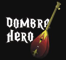 Dombra Hero by KZBlog
