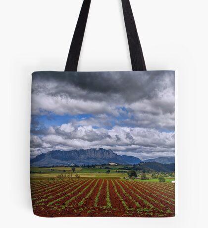 Rural Mount Roland Tote Bag
