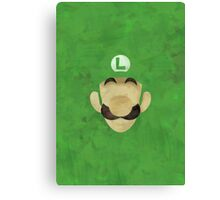 Luigi Canvas Print